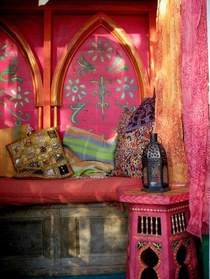 Фотография: Аксессуары в стиле Восточный, Декор интерьера, Дом, Декор дома, Цвет в интерьере – фото на INMYROOM