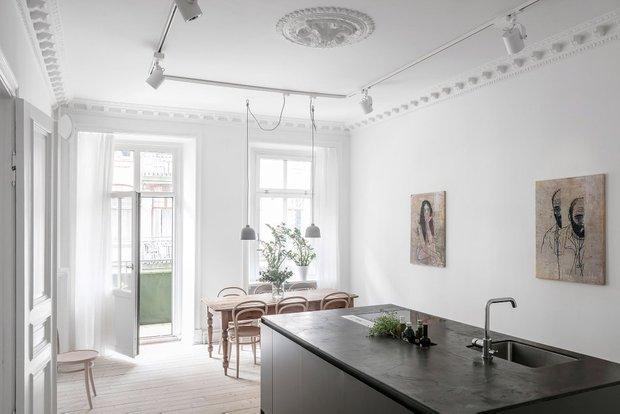 Фотография: Кухня и столовая в стиле Скандинавский, Минимализм, Советы – фото на INMYROOM
