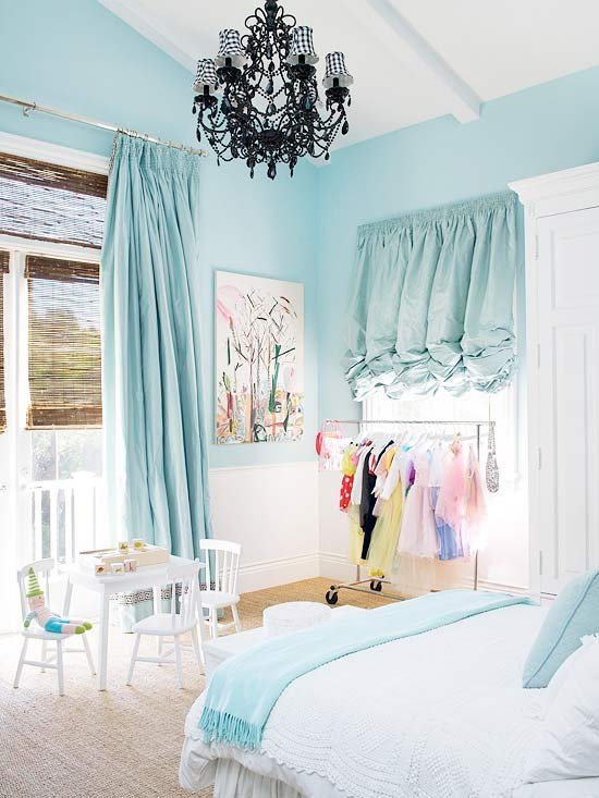 Фотография: Спальня в стиле Прованс и Кантри, Декор интерьера, Текстиль, Шторы – фото на INMYROOM