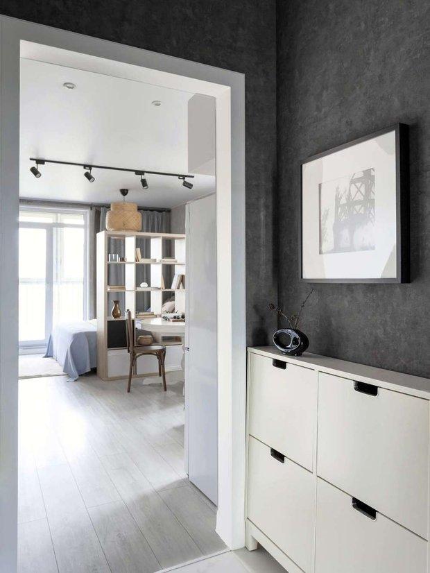 Фотография:  в стиле , Малогабаритная квартира, до 40 метров – фото на INMYROOM