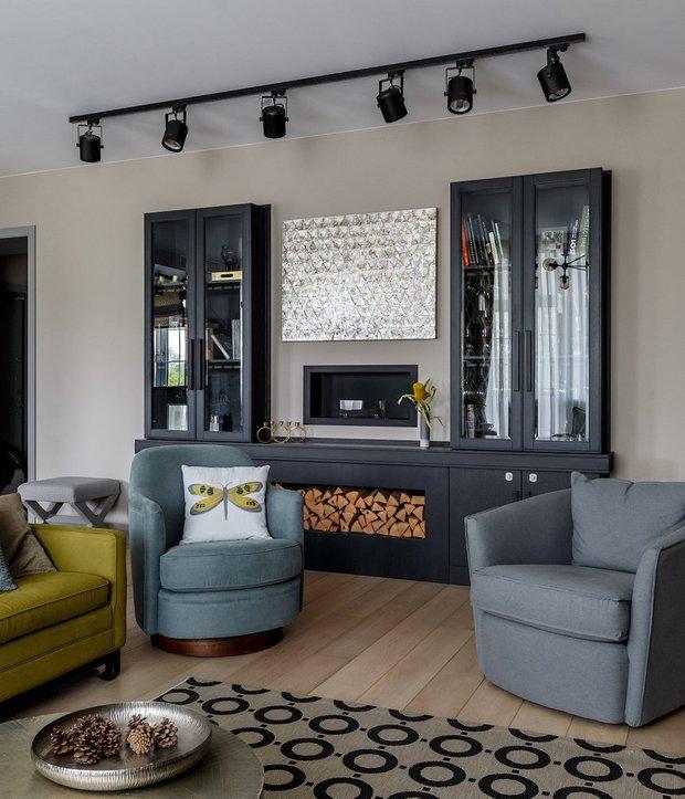 Дизайн: Надя Зотова, студия Enjoy Home