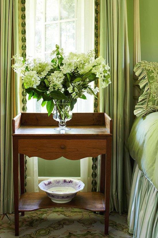 Фотография: Мебель и свет в стиле Классический, Советы, Зеленый – фото на INMYROOM