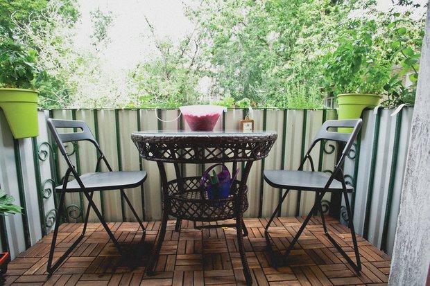 Фотография: Балкон, Терраса в стиле Прованс и Кантри, Декор интерьера, Интерьер комнат – фото на INMYROOM