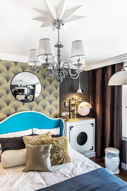 Фотография: Спальня в стиле Прованс и Кантри, Декор интерьера, Интерьер комнат, Ар-деко – фото на INMYROOM
