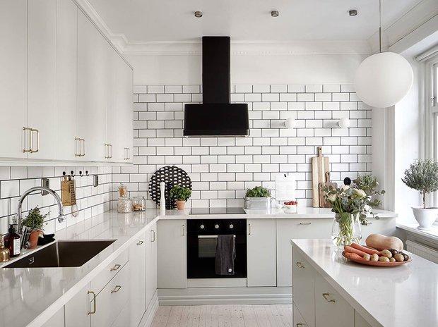 Фотография: Кухня и столовая в стиле Скандинавский, Декор интерьера, Карта покупок – фото на INMYROOM