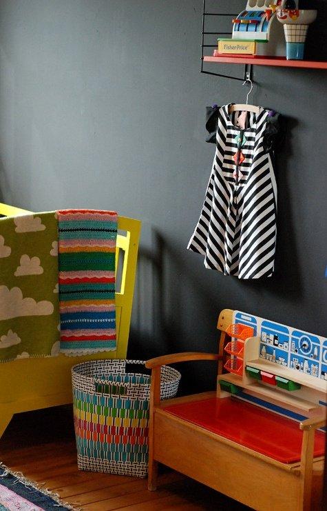 Фотография: Детская в стиле Скандинавский, Современный, Эклектика, Декор интерьера, Интерьер комнат – фото на InMyRoom.ru