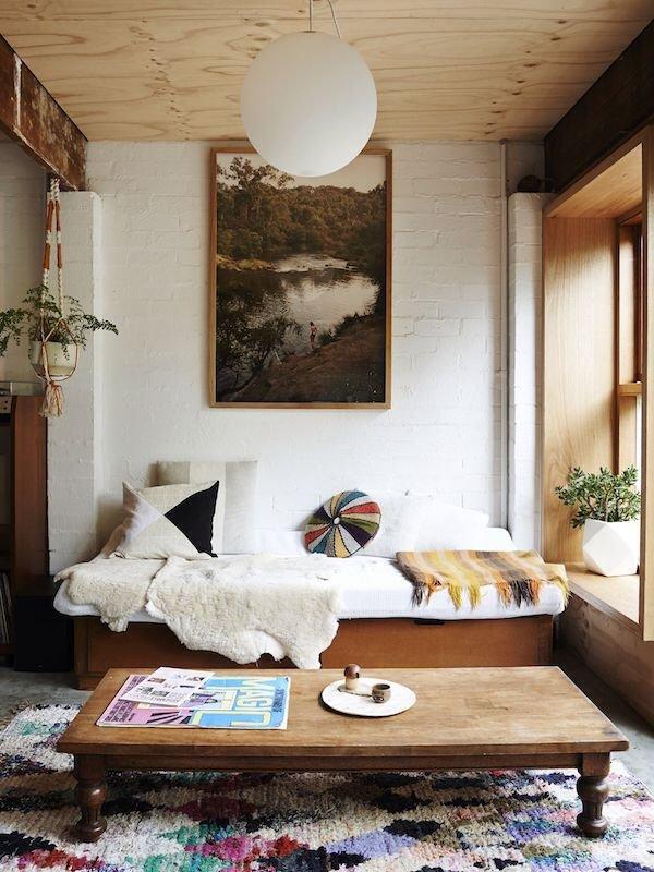 Фотография: Гостиная в стиле Скандинавский, Ремонт на практике – фото на INMYROOM