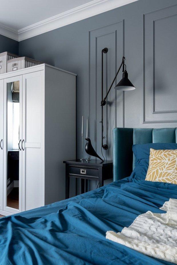 Фотография: Спальня в стиле Современный, Декор интерьера, Приемы декораторов, тренды 2020 – фото на INMYROOM