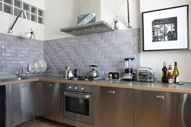 Фотография: Кухня и столовая в стиле Современный, Малогабаритная квартира, Квартира, Дома и квартиры, IKEA – фото на INMYROOM