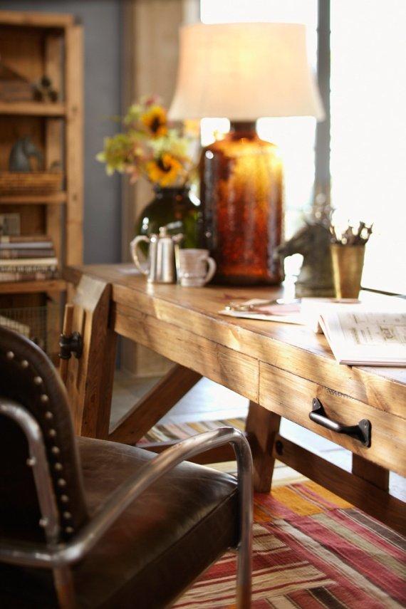Фотография: Офис в стиле Классический, Современный, Декор интерьера, Декор дома, Цвет в интерьере – фото на INMYROOM