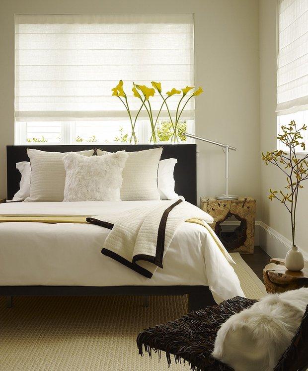 Фотография: Спальня в стиле Скандинавский, Современный, Декор интерьера, Декор, Советы, Эко – фото на INMYROOM