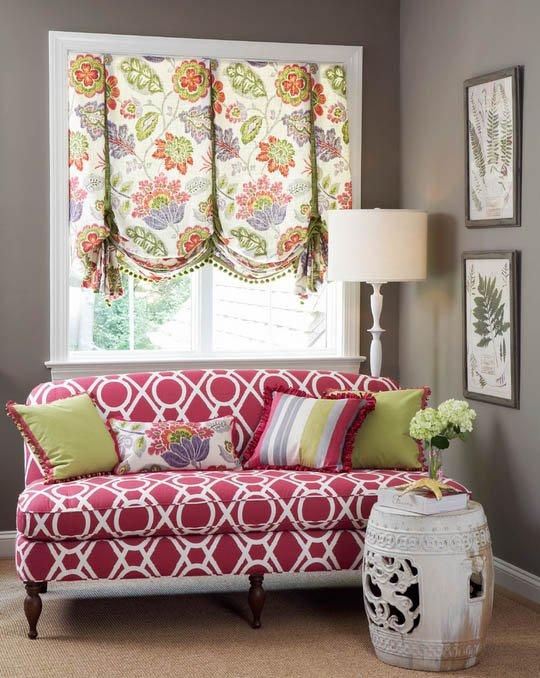Фотография: Декор в стиле Прованс и Кантри, Декор интерьера, Текстиль, Шторы – фото на INMYROOM