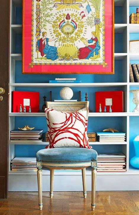 Фотография: Мебель и свет в стиле Прованс и Кантри, Декор интерьера, Текстиль, Декор, Текстиль, Ткани, Шторы – фото на INMYROOM