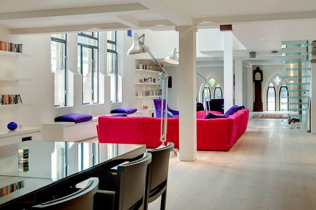 Фотография: Кухня и столовая в стиле Современный, Квартира, Дома и квартиры – фото на INMYROOM