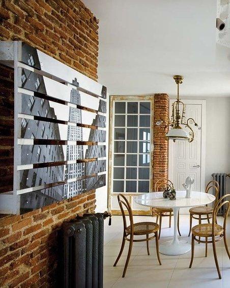 Фотография: Кухня и столовая в стиле Прованс и Кантри, Лофт, Декор интерьера, DIY, Квартира, Дом, Мебель и свет – фото на INMYROOM
