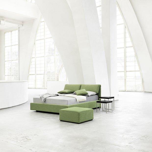 Фотография: Спальня в стиле Минимализм, Декор интерьера, Дизайн интерьера, Цвет в интерьере – фото на INMYROOM