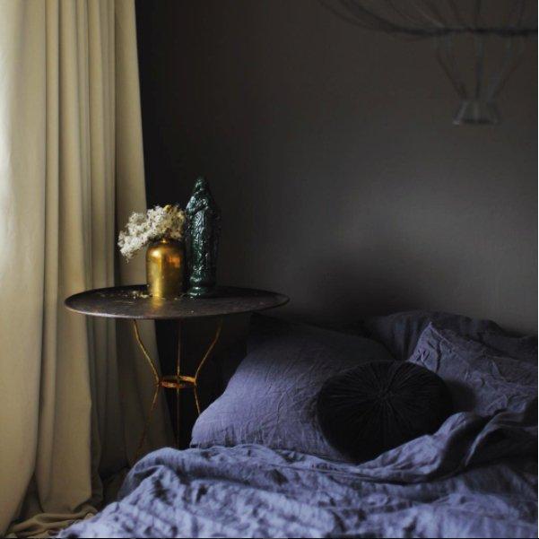 Фотография: Спальня в стиле Эклектика, Интервью, Правила дизайна, Абигейл Ахерн – фото на INMYROOM