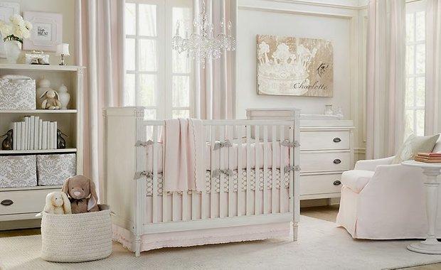 Фотография: Детская в стиле Классический, Интерьер комнат – фото на INMYROOM