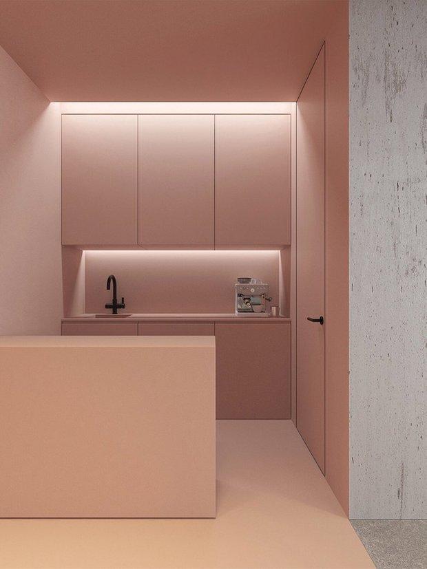 Фотография: Кухня и столовая в стиле Минимализм, Вдохновение – фото на INMYROOM