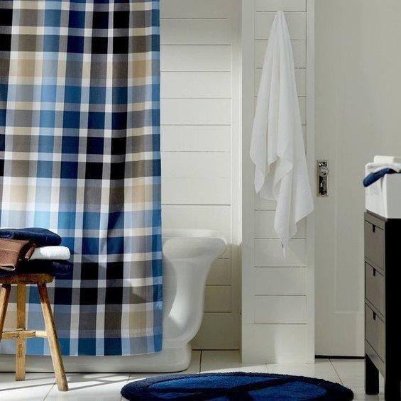 Фотография: Ванная в стиле Скандинавский, Декор интерьера, Декор дома, Прованс, Пол – фото на INMYROOM