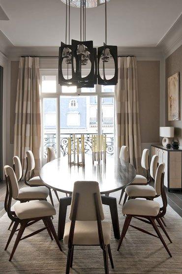 Фотография: Кухня и столовая в стиле Классический, Современный, Гид, Жан-Луи Денио – фото на INMYROOM