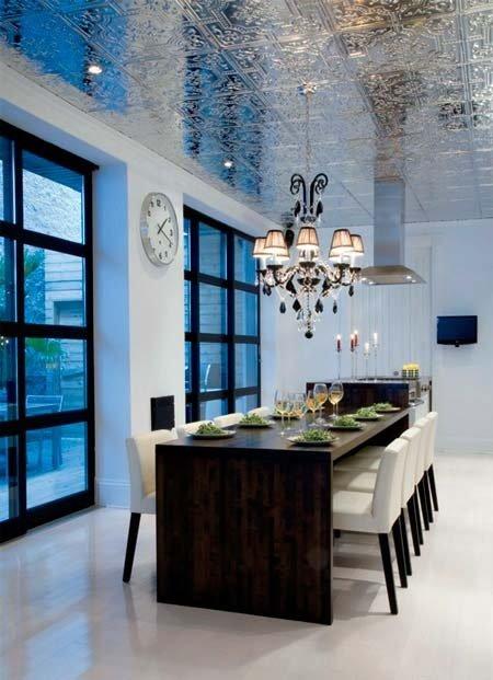 Фотография: Кухня и столовая в стиле Современный, Декор интерьера, Дом, Декор, Декор дома, Цвет в интерьере – фото на INMYROOM