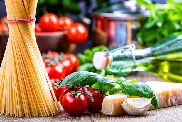 Фотография:  в стиле , Обзоры, Обзор блюд, Кухня Италии – фото на INMYROOM