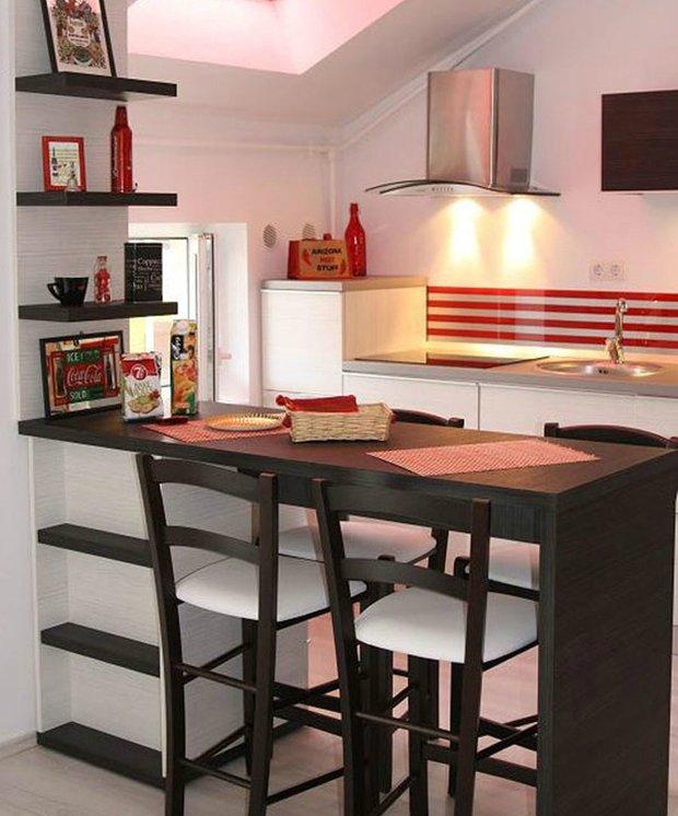 Фотография:  в стиле , Кухня и столовая, Интерьер комнат, Обеденная зона – фото на INMYROOM