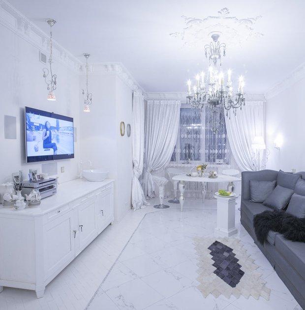 Фотография: Гостиная в стиле Классический, Советы, Гид – фото на INMYROOM