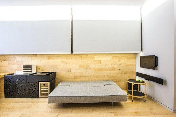 Фотография: Спальня в стиле Современный, Эко, Гостиная, Декор интерьера, Интерьер комнат – фото на INMYROOM