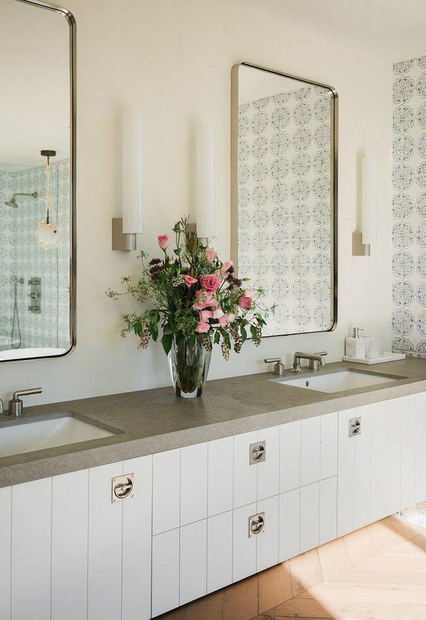 Фотография: Ванная в стиле Скандинавский, Дом и дача – фото на INMYROOM