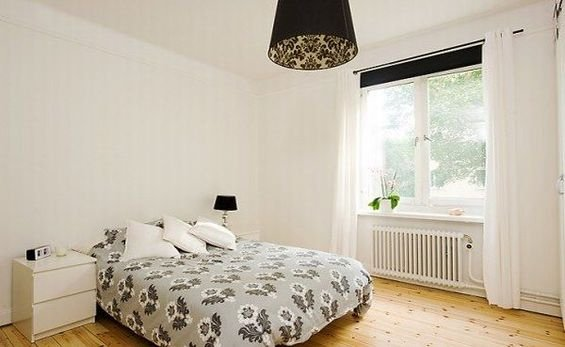 Фотография: Спальня в стиле Прованс и Кантри, Скандинавский, Декор интерьера, Интерьер комнат, Цвет в интерьере, Белый – фото на INMYROOM