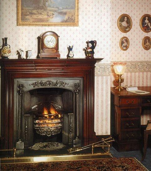 Фотография: Декор в стиле Классический, Дизайн интерьера – фото на INMYROOM