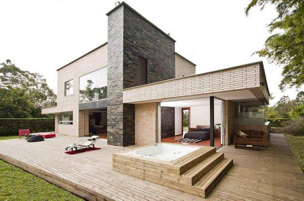 Фотография:  в стиле , Дом, Дома и квартиры, dom-iz-brusa – фото на INMYROOM