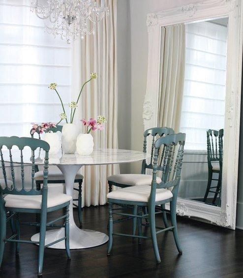 Фотография: Кухня и столовая в стиле Классический, Декор интерьера, Малогабаритная квартира, Квартира, Дома и квартиры – фото на INMYROOM