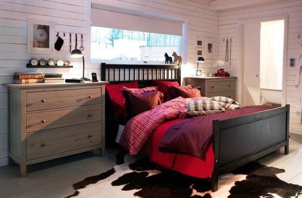 Фотография: Спальня в стиле Современный, Декор интерьера, Декор, Мебель и свет, Балдахин – фото на INMYROOM