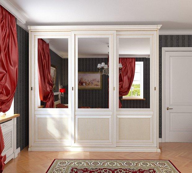 Фотография: Спальня в стиле Классический, Советы – фото на INMYROOM