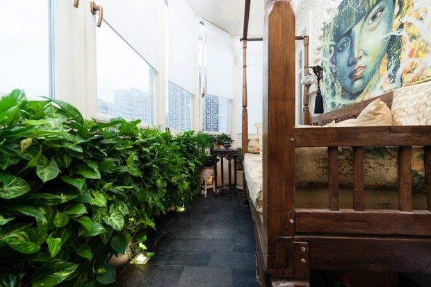 Фотография:  в стиле , Балкон, Советы, VEKA – фото на INMYROOM