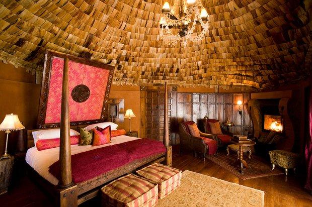 Фотография: Спальня в стиле Прованс и Кантри, Классический, Современный, Дом, Дома и квартиры – фото на INMYROOM