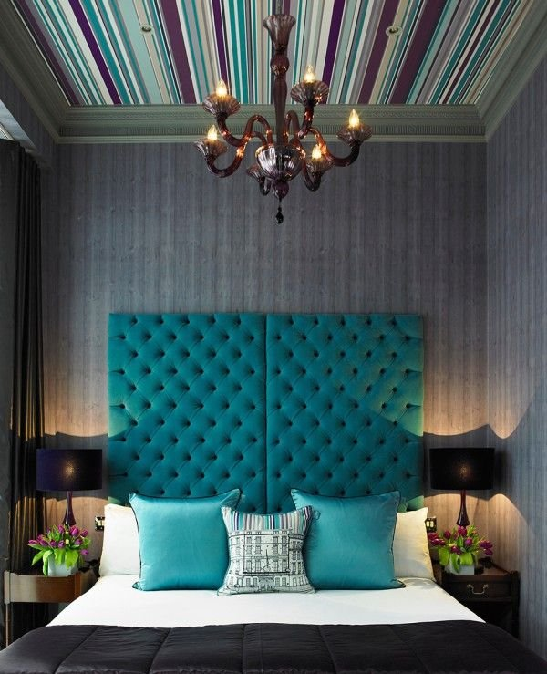 Фотография: Спальня в стиле Прованс и Кантри, Квартира, Дом, Декор, Мебель и свет, Советы, Дача, Barcelona Design, как визуально увеличить высоту потолков – фото на INMYROOM