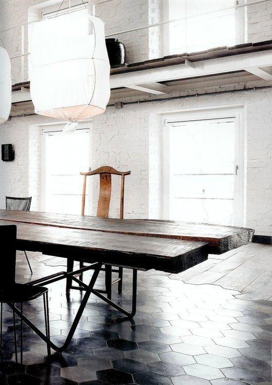 Фотография: Мебель и свет в стиле Лофт, Дома и квартиры, Городские места – фото на INMYROOM