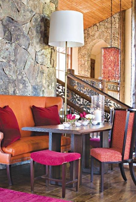 Фотография: Кухня и столовая в стиле Прованс и Кантри, Современный, Восточный, Декор интерьера, Декор дома, Цвет в интерьере – фото на INMYROOM