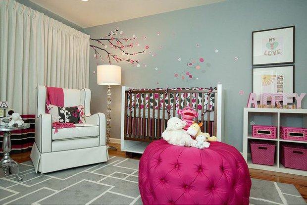 Фотография: Детская в стиле Восточный, Декор интерьера, Мебель и свет – фото на INMYROOM
