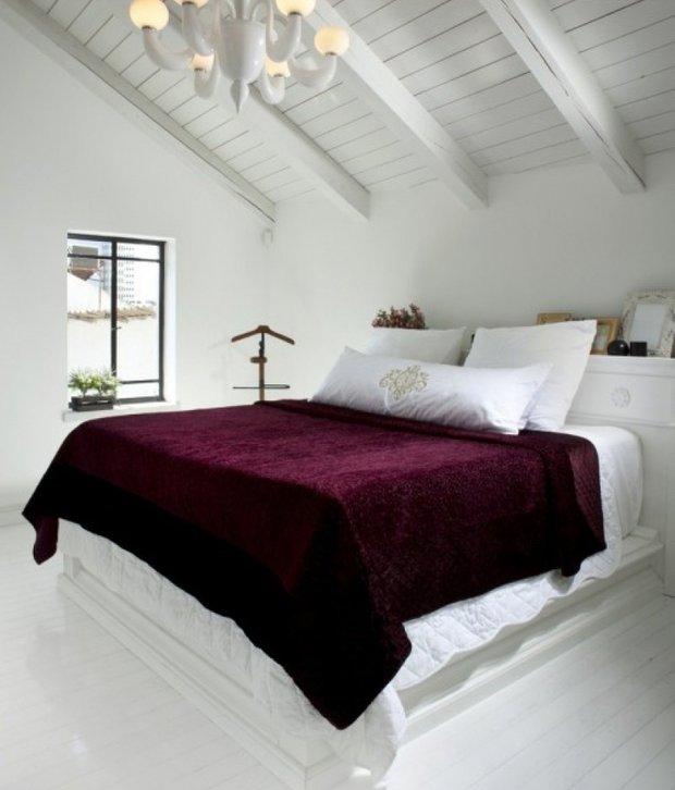 Фотография: Спальня в стиле Прованс и Кантри, Интерьер комнат, Цвет в интерьере, Советы – фото на INMYROOM
