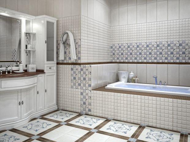 Фотография: Ванная в стиле Прованс и Кантри, Декор интерьера, Квартира, Дом, Декор, Советы – фото на INMYROOM