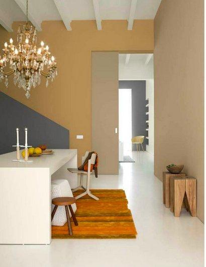Фотография: Кухня и столовая в стиле Современный, Декор интерьера, Дизайн интерьера, Цвет в интерьере, Dulux – фото на INMYROOM