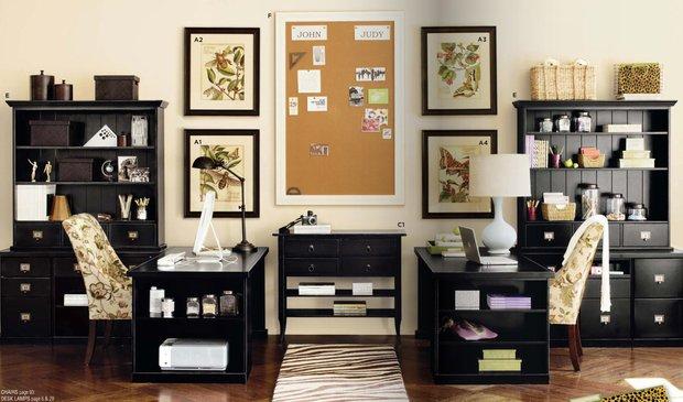 Фотография: Офис в стиле Прованс и Кантри, Декор интерьера, Хранение, Стиль жизни, Советы – фото на INMYROOM