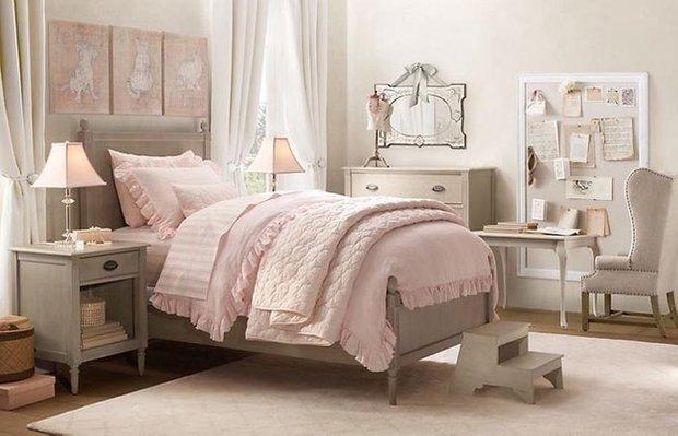 Фотография: Спальня в стиле Прованс и Кантри, Скандинавский, Детская, Декор интерьера, Декор дома – фото на INMYROOM