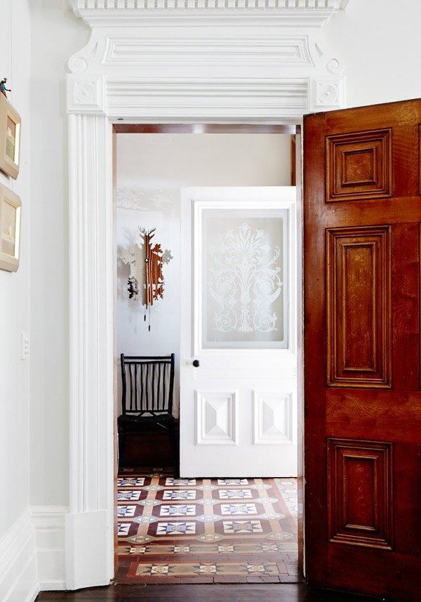 Фотография: Прихожая в стиле Классический, Современный, Эклектика, Дом, Дома и квартиры – фото на INMYROOM