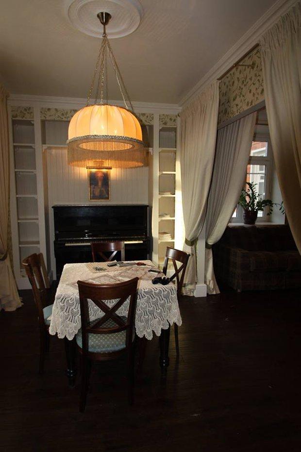 Фотография: Кухня и столовая в стиле Прованс и Кантри, Планировки, Индустрия, События, Ремонт на практике – фото на INMYROOM